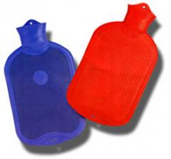 Rubber Hot and Cold Water Bottles
