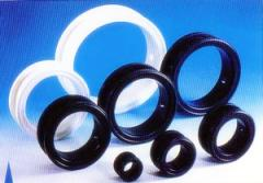 Seals for butterfly valves