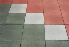 Satisflex Rubberised Floor Tiles