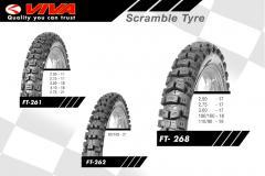 Scramble Tyre