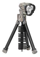 Tripod flashlight - camouflage