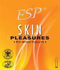 Skin Pleasures - Thin Where It Counts Condoms
