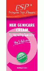 Her Genicare Cream