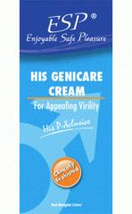His Genicare Cream