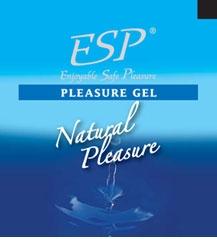 Natural Pleasure Gel