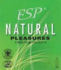 Natural Pleasures Condoms