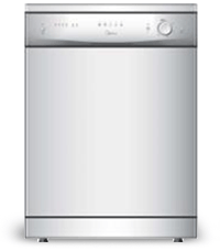 Elba Dishwasher Range EDW-1292D