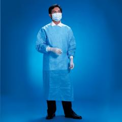 SMS Reinforced Surgical Gown ( Sterile ) All Size