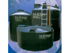 PE close top tank