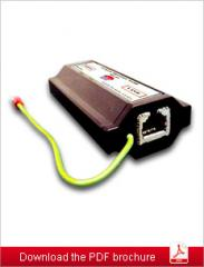 Lightning Surge Protector for Data Line Networking
