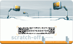 Scratch-off Foils