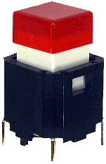 Illuminated & (Non Illuminated) type Pushbutton Switch