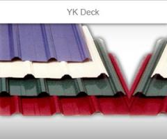 Metal roof - YK Deck metal roofing
