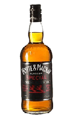 Scotch Whiskey, Whyte & Mackay
