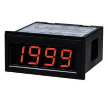 DIN W48×H24mm Small size digital panel meter