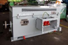 Used Parsons Peebles 750kW x 2963 rpm, 3300 Volts
