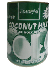 Jeeny's Coconut Milk (Fat 17-19%)