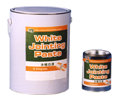 White Jointing Paste