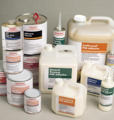 Reconstituted Wood Adhesives