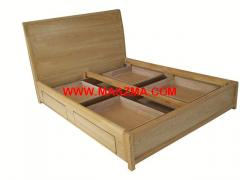 MZ Bed With Drawer