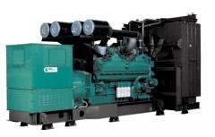 Diesel Power Generator, Cummins