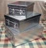 Utility storage boxes