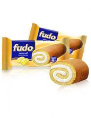 Swiss Roll - Butter Flavour