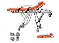 Multifunctional Automatic Stretcher With Varied