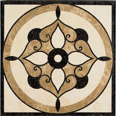 Waterjet Design Series Tile