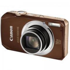 Canon Digital Ixus 1000 HS Digital Camera (Brown)