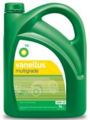 Vanellus Multigrade 20W-50 is a diesel engine oil