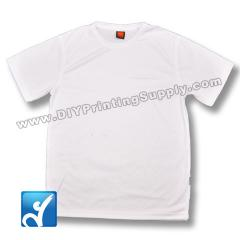 Dryfit tee (round neck) (female) (m)