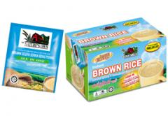 Nature's Own Instant Brown Rice Beverage All In One (Original)