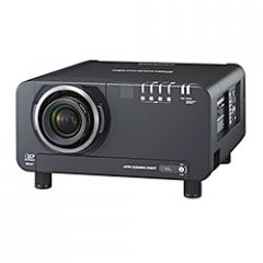 Panasonic's SXGA+ 3-chip DLP system projector with 12,000 lumens of brightness