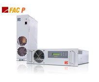 DC energy systems from FAC P series