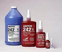 Loctite® 242 - Medium Strength - General Purpose
