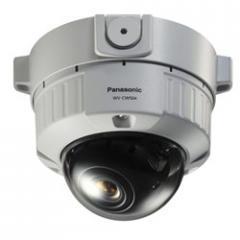 Super Dynamic 5 Vandal-Resistant Fixed Dome Camera