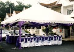 Temporary Frame Tent