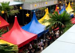 Kanvas Event Tent