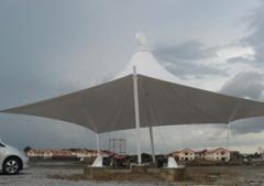 Tensail Menbrane Tent