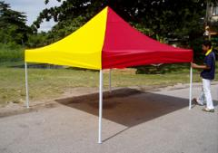 Temporary Easy Up Tent