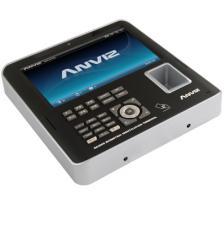 Multimedia Fingerprint & RFID Terminal