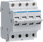 63A Modular changeover switch