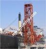 Marine gangway tower