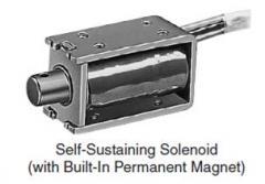 Self Sustaining Solenoid