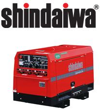 Shindaiwa Welding Equipment