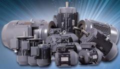 Premium Efficiency Motor - Ie3