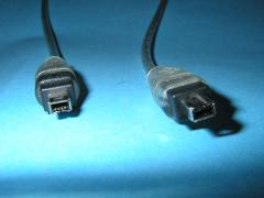 F364 - 1.8m Fire Wire (1394) 4pm/4pm Cable
