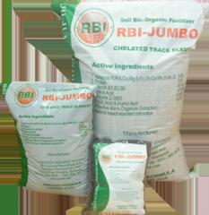 RBI-Jumbo is a Bio-organic soil fertilizer