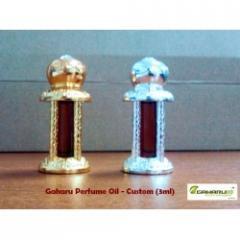 Gaharu Perfume Oil - Custom (3ml)